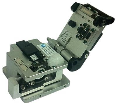 CLV-100B Type High Precision Fiber Optic Cleaver with Auto Return