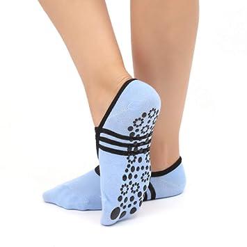 WZDYCZ Calcetines De Yoga para Mujer Calcetines Femeninos ...