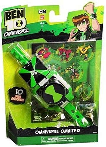 Ben 10 Omniverse Series Omniverse Omnitrix Bandai