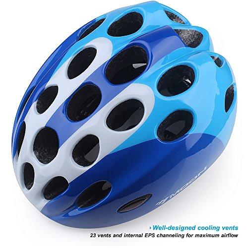 Base Camp Child Bike Helmet,Multi-Sport Helmet for Cycling Inline Roller Skating Skateboarding Scooter,Ages 3-7 by Base Camp (Image #2)