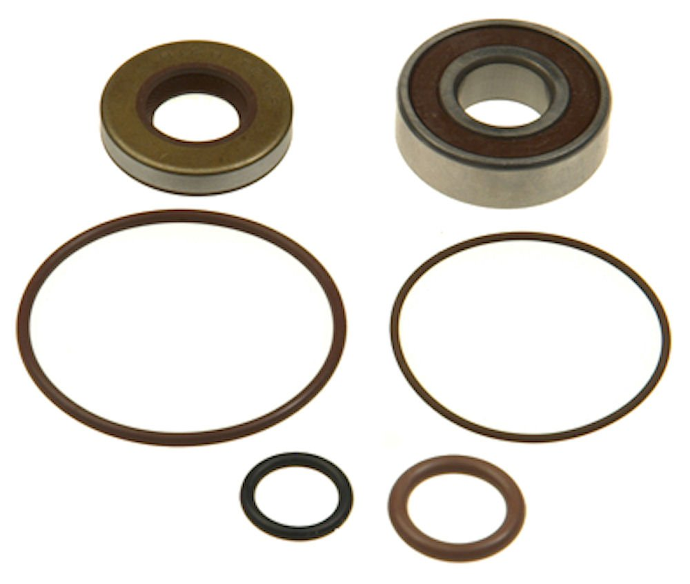 Pump Rebuild Kits Power Steering Automotive Diagram Of 1986 Mercruiser 32006876 Cylinder Edelmann 8900 Complete Kit