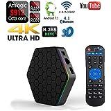 APTC Octa Core 32GB/3GB T95Z Plus 1080p 4K 3D Android 7.1 Amlogic S912 Dual Wifi 5G Bluetooth 4.1 TV Media Set Top Box