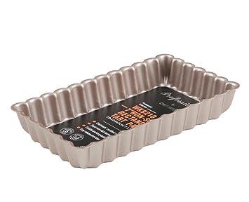 suministros horno torta molde rectangular para hornear pan de molde de hornear antiadherente molde hogar de