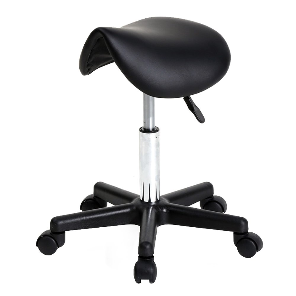 Thxbyebye Adjustable Tattoo Salon Stool Hydraulic Rolling Swivel Chair Facial Massage Spa Chairs