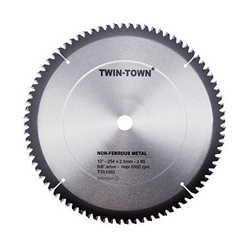 12 in finish blade - 7