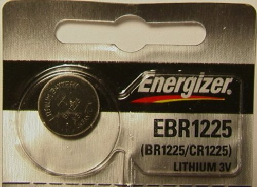 (EBR-1225 Micro Lithium Cell Battery)