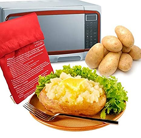 Horno de microondas Bolsa de patatas Bolsa de patatas Bolsa de ...