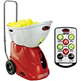 Lobster Sports Elite Two with Elite 10-Function Remote Control Tennis Ball Machine