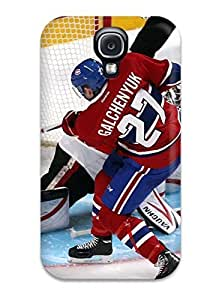 Best 4249905K290252885 montreal canadiens (65) NHL Sports & Colleges fashionable Samsung Galaxy S4 cases
