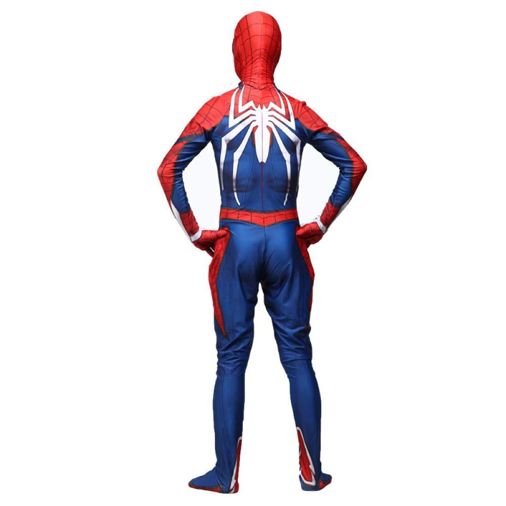 BLOIBFS Disfraz Spiderman Niño,Superheroes Halloween ...
