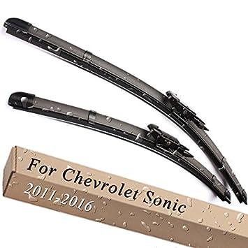 Limpiaparabrisas para Chevrolet Sonic 26