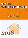 Simple Tables of Houses for Astrology Mumbai 2018
