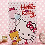 Hello Kitty Cute Leather Case for Apple iPad mini (BALLOON)