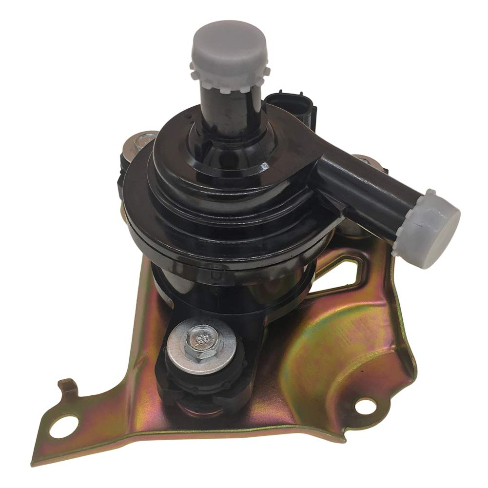 SFY Engine Coolant Inverter Electric Water Pump G9020-47031 Assembly with Bracket for 2004-2009 Toyota Prius Hybrid 1.5L