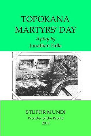 book cover of Topokana Martyrs\' Day