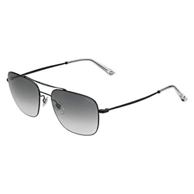 ca2cb8b7f3ff2 Amazon.com  Gucci Men s GG 2262 S Semi Matte Black Gray Gradient ...