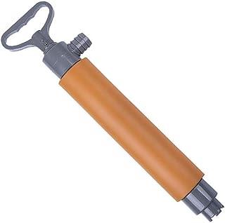 Ridecle Accessori della Pompa Manuale della Pompa idraulica della sentina di Mano Kayak per Il Salvataggio del Kayak