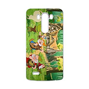 Snow White and the Seven Dwarfs Design Best Seller High Quality Phone Case For LG G3