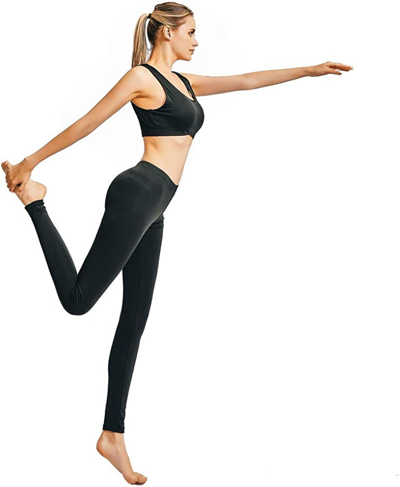 Fliegend Chandal Mujer Deporte Conjuntos de Yoga BH Tops + Leggins ...