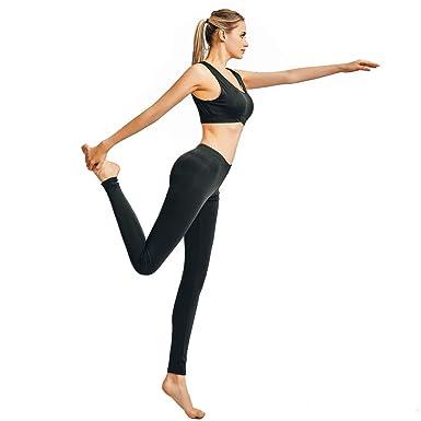 Globaltrade001 Mujer Chandal Traje Deportivo Yoga Set Sujetador ...
