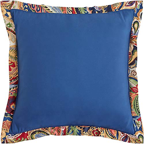 Pier 1 Imports Vibrant Paisley Euro Pillow Sham by Pier 1 Imports