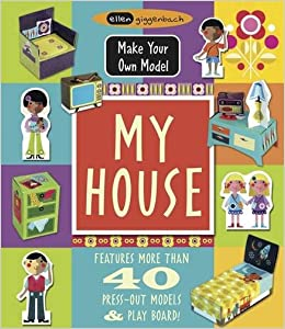 Make Your Own Model Series My House Amazon Co Uk Ellen Giggenbach 9781783700929 Books