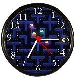 Pac Man Pacman Video Game Wall Clock