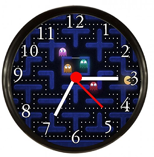 Pac Man Pacman Video Game Wall Clock ()