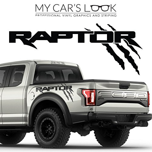 Ford Raptor 2017 exterior graphics kit decal sticker - Buy ...