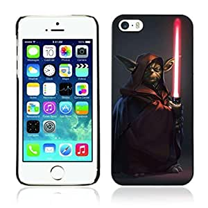 phone covers Colorful Printed Hard Protective Back Case Cover Shell Skin for Apple iphone 4 4s ( Yoda Dark Side )