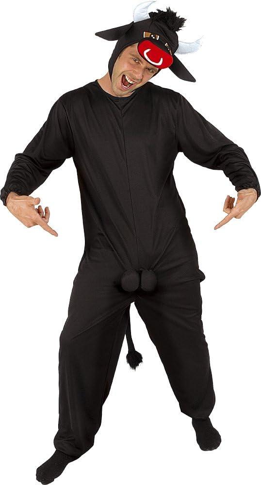 Rubies - Disfraz de toro loco para adultos (603010): Amazon.es ...