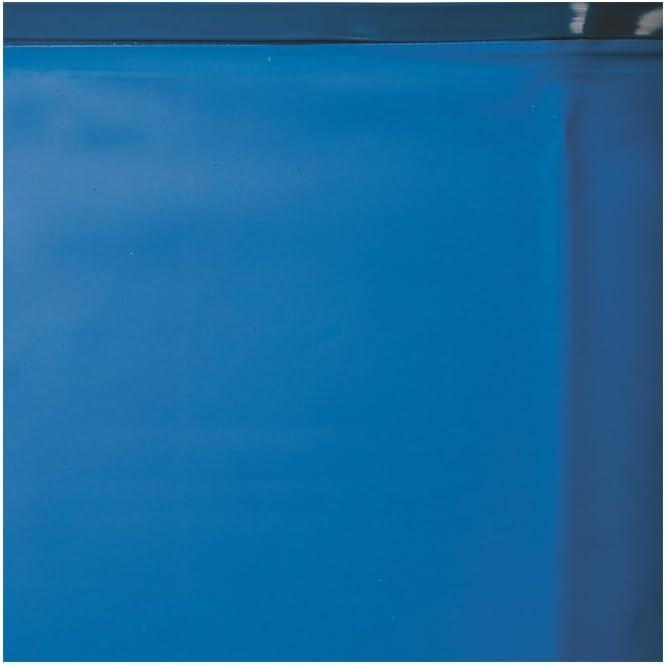 Gre FPR558 - Liner para Piscinas Redondas, Diámetro de 550 cm, Altura de 132 cm, Color Azul