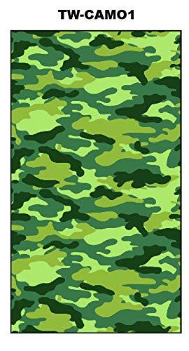 Rockin Towel Camouflage Army Towel Decorative Beach Towel 30