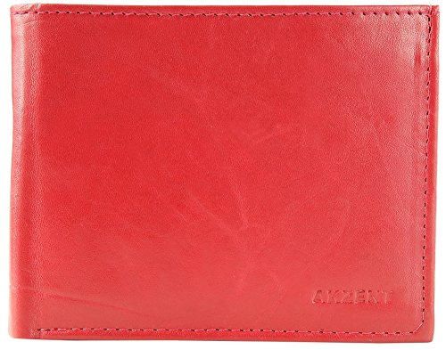Coin RED Purse Akzent 495340050006 Akzent Purse RED Coin Red 7nWvxYqRIw