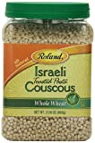 Roland Israeli Couscous, Whole Wheat, 21.16 Ounce (Pack of 2)