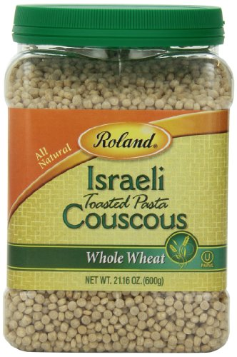 - Roland Israeli Couscous, Whole Wheat, 21.16 Ounce (Pack of 2)