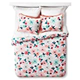 New Multi Floral Printed Comforter Set - Multicolor - TWIN