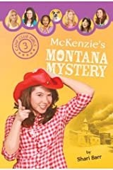 McKenzie's Montana Mystery (Camp Club Girls Book 3) Kindle Edition