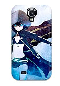 Forever Collectibles Black Rock Shooter Hard Snap-onFor Case Iphone 6 4.7inch Cover