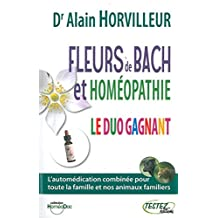 Fleurs de Bach et homéopathie : Le duo gagnant