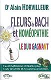 Fleurs de Bach et homéopathie - Testez Le Duo Gagnant