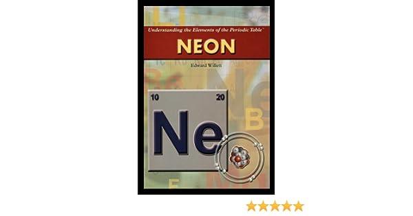 Neon Edward Willett 9781435837836 Amazon Books