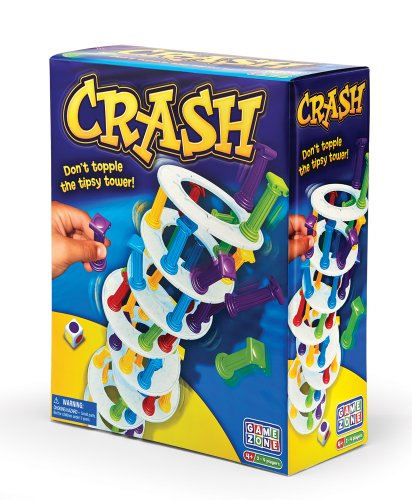 Crash Tower Game by Quercetti