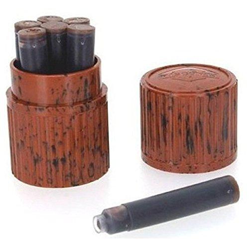 Visconti Brown Cartridges Fountain Refill