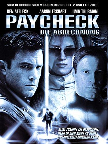 Paycheck - Die Abrechnung Film
