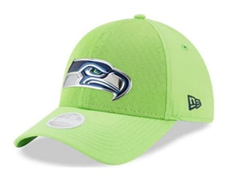 sports shoes aeb9d 9811d New Era Seattle Seahawks Baseball Cap Hat NFL 2017 Color ...