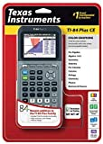 Texas Instruments TI-84 Plus CE Silver Graphing