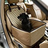 OSPet Waterproof Dog Seat Mat, 2 in 1 Pet Front Seat Cover, Dog Car Seat Cover for Small and Medium Dogs For Sale