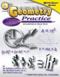 Geometry Practice, Grades 7+, Barbara R. Sandall and Melfried Olson, 1580373275