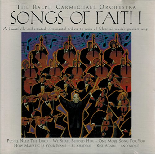 The Ralph Carmichael Orchestra Songs of Faith by Brentwood Music